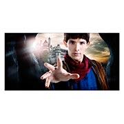 Неформатный постер Merlin